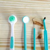 Essential at home oral hygiene products