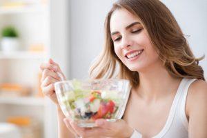 staying healthy eating heathy