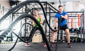 training workouts crossfit